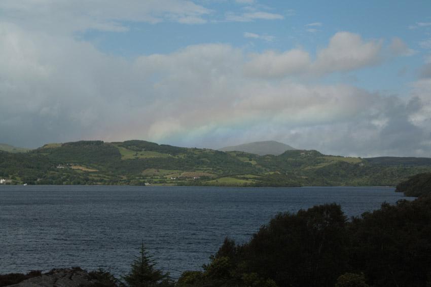 Spot the rainbow